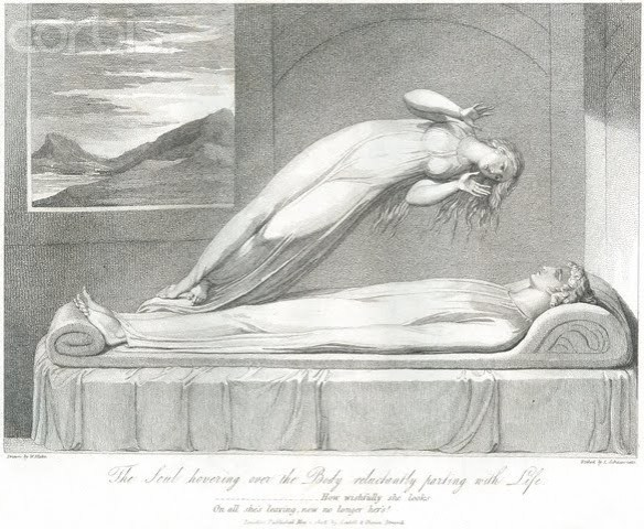 by William Blake and Louis Schiavonetti